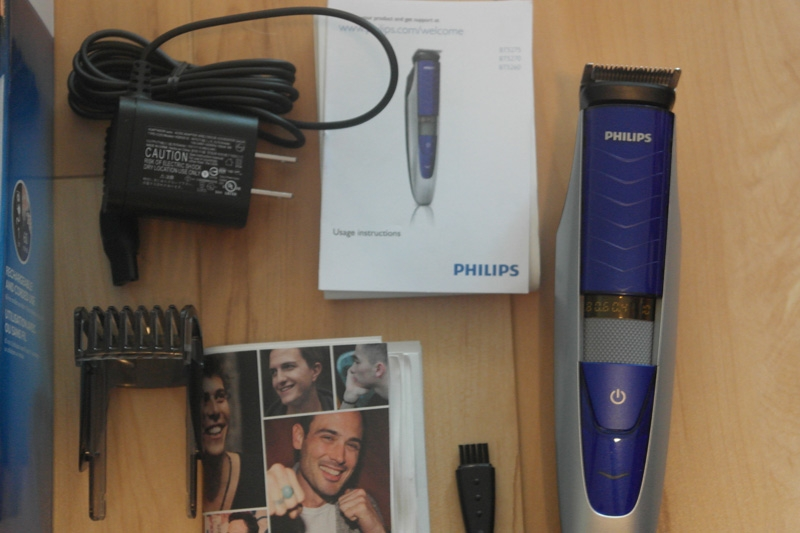 review philips norelco beard trimmer series 5000 vincent ko. Black Bedroom Furniture Sets. Home Design Ideas