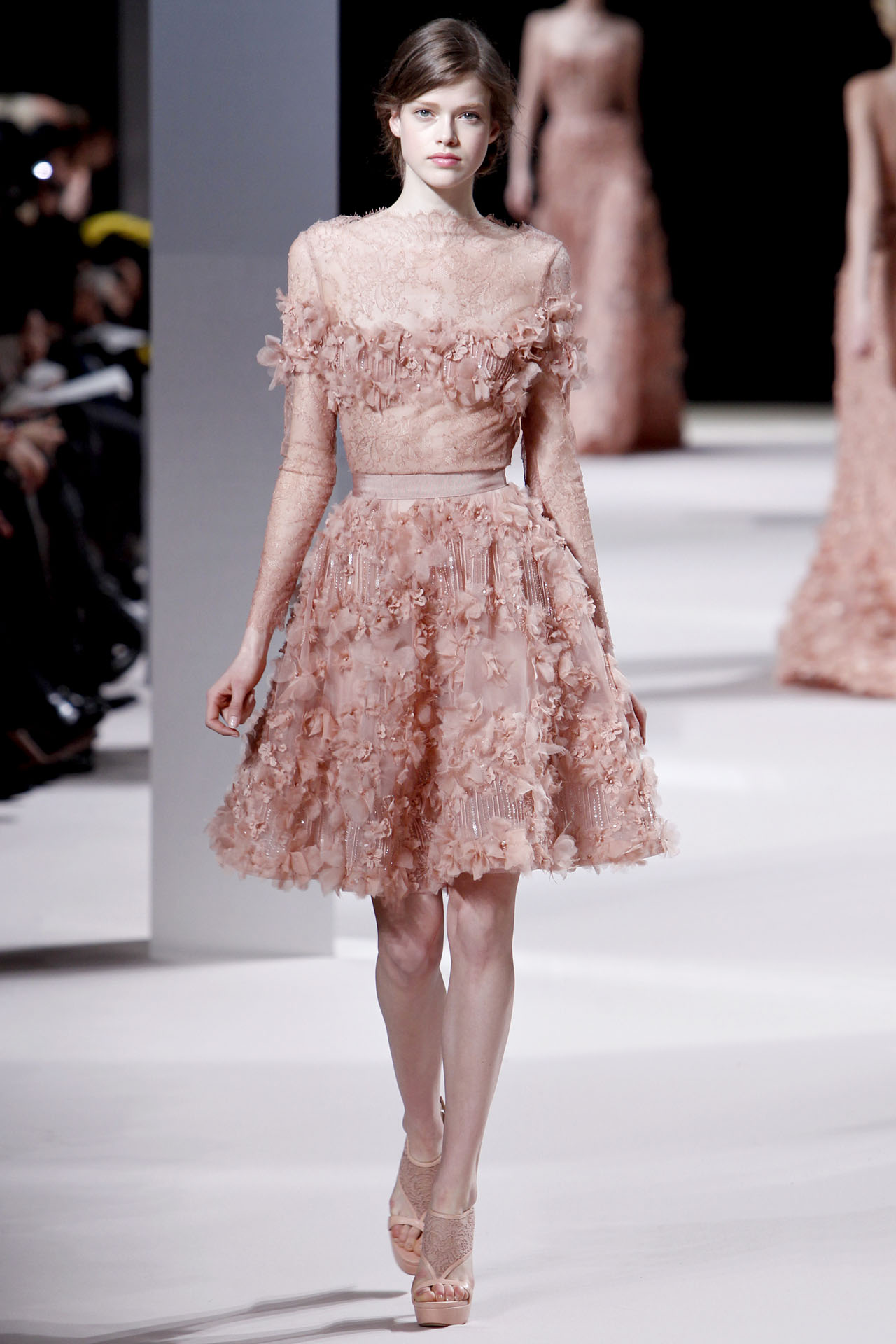 Elie saab spring 2011 paris haute couture vincent ko for Couture clothing