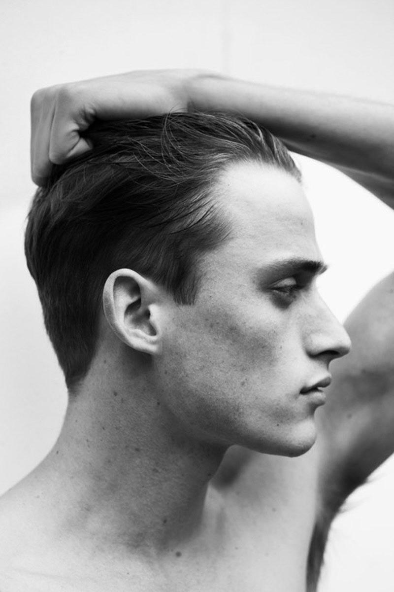 Florian Van Bael Model Bastiaan van gaalen & florian