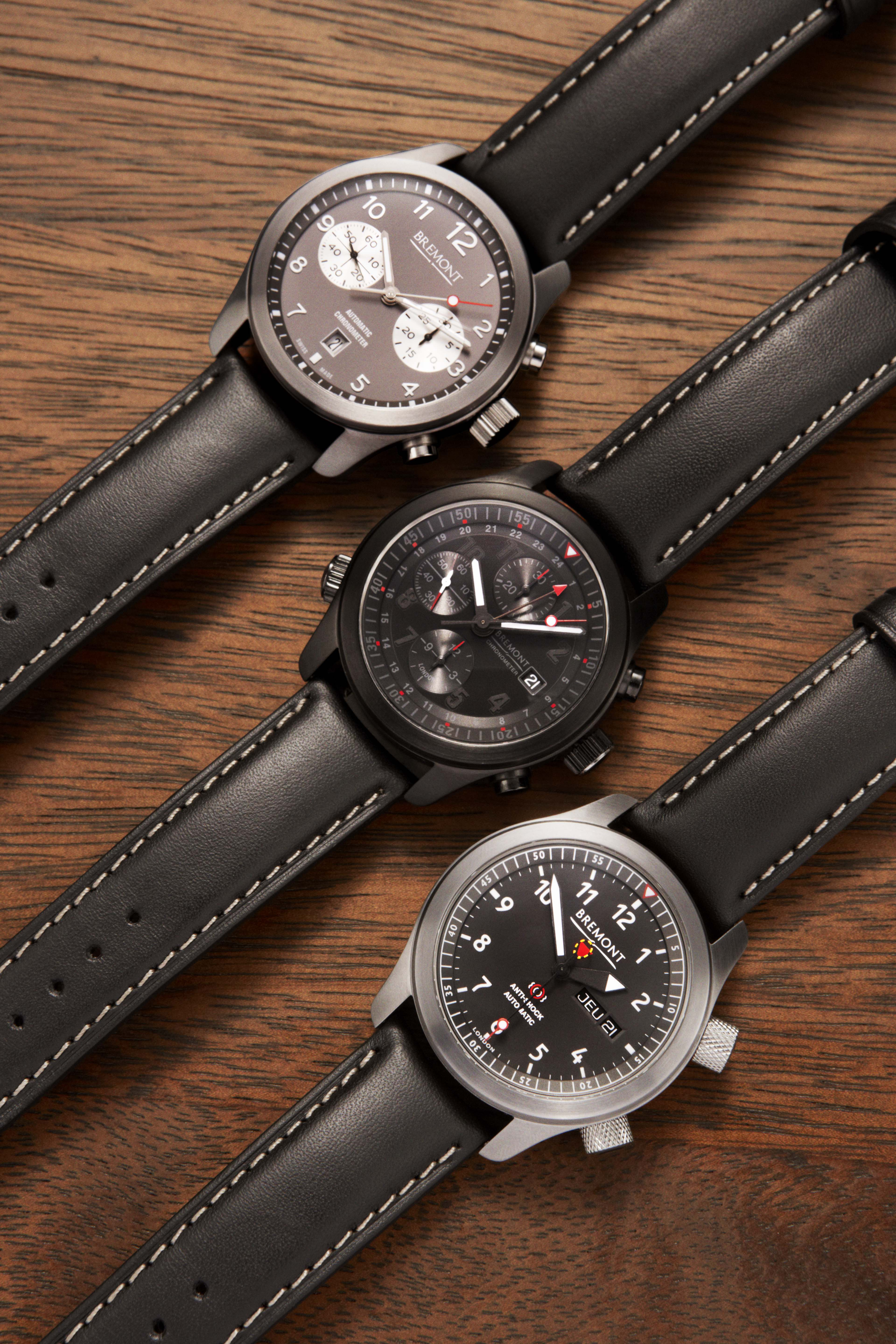 Bremont Watches MRPORTER.COM 1