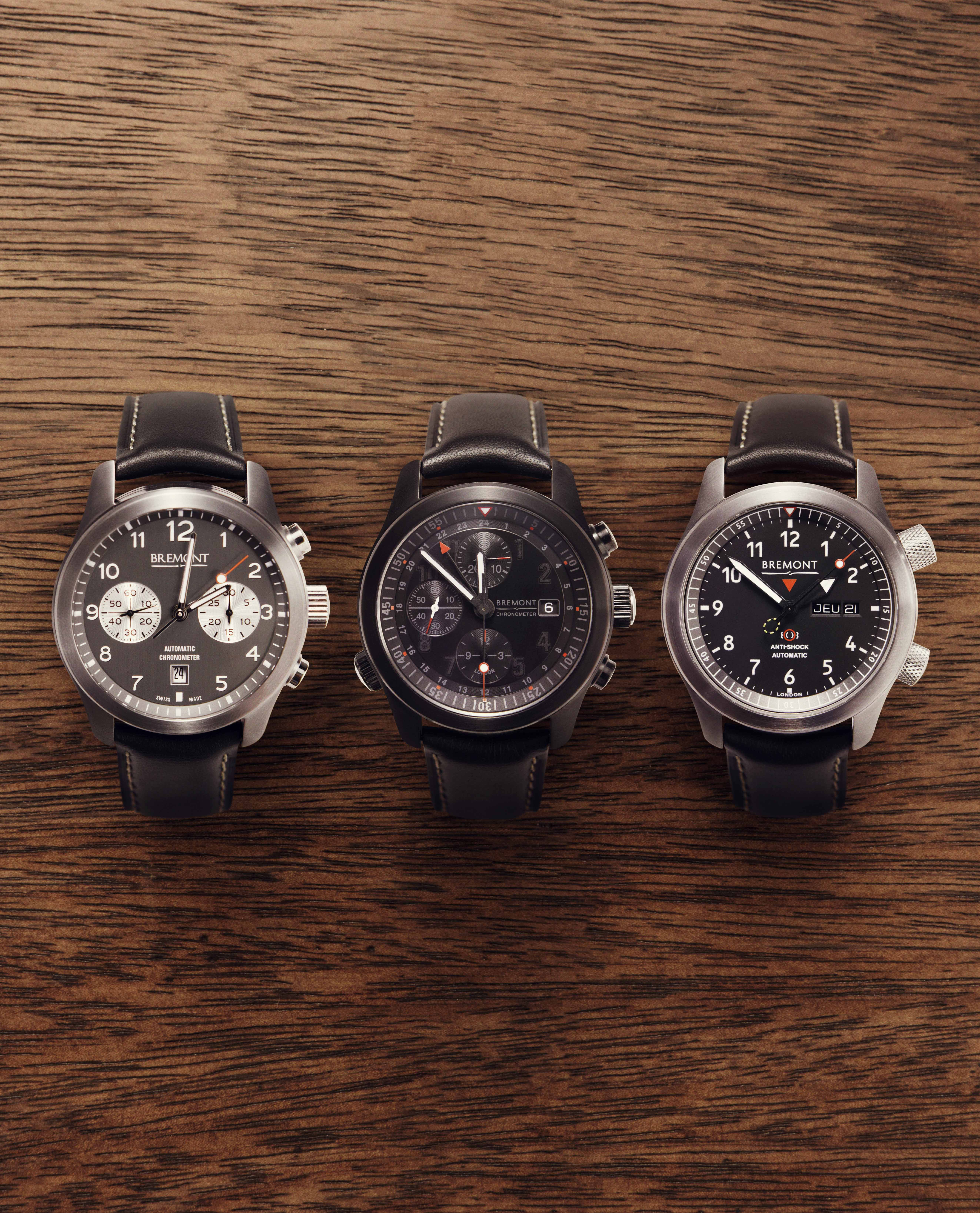 Bremont Watches MRPORTER.COM 2