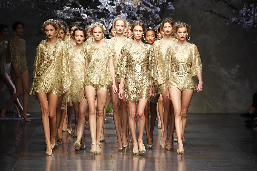 Dolce&Gabbana Summer 2014 WW (1)
