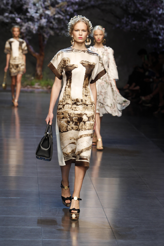Dolce&Gabbana Summer 2014 WW (2)