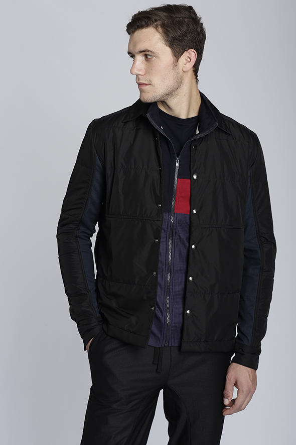 FW13_Padded Shirt Jacket_0688