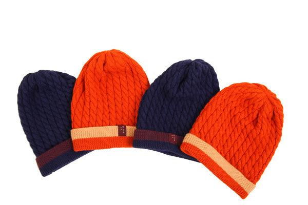 Plum - Beanies (Arched)