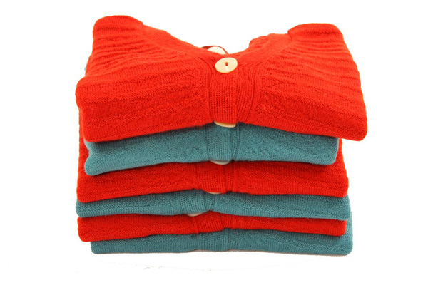 Plum - Cardigans Stacked (Product)