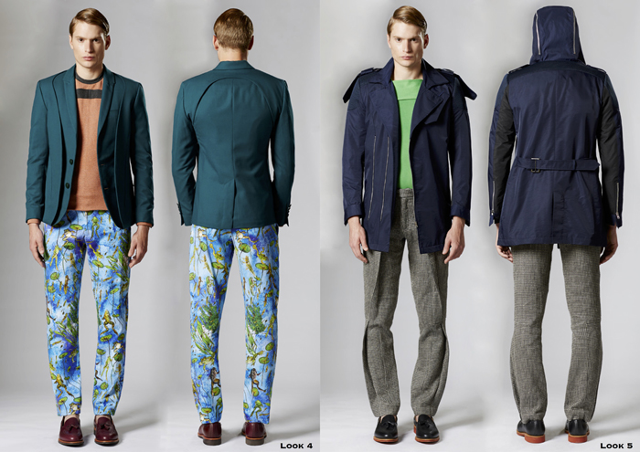 Beau Homme SS15 Look Book-3
