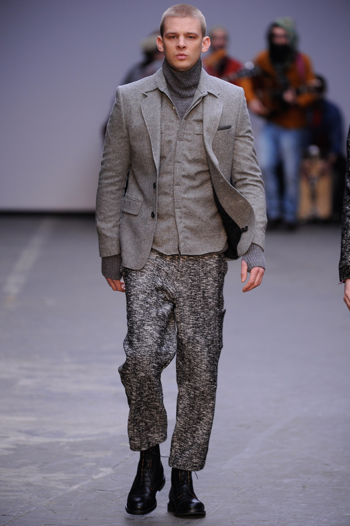 Oliver Spencer AW15 Catwalk Images-4