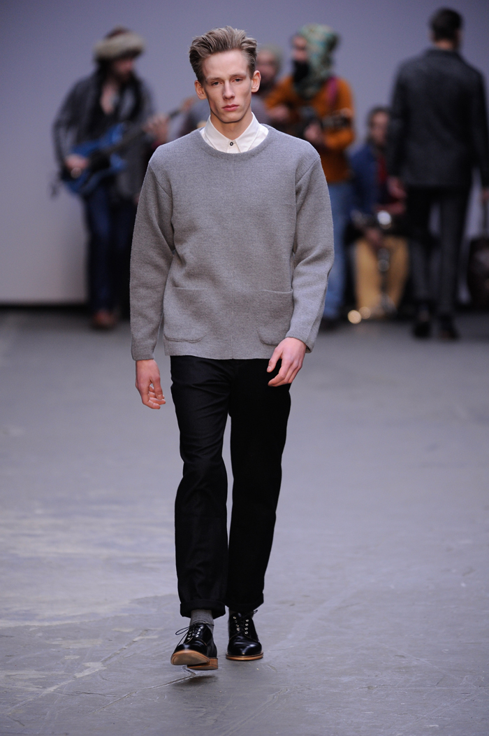 Oliver Spencer AW15 Catwalk Images-5