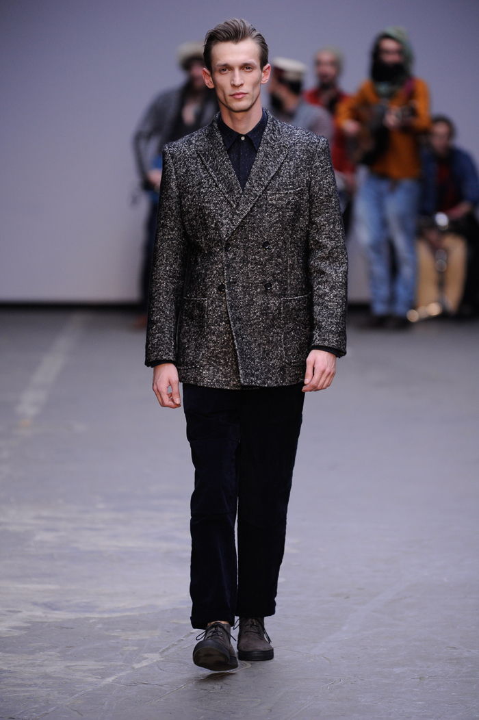 Oliver Spencer AW15 Catwalk Images-6